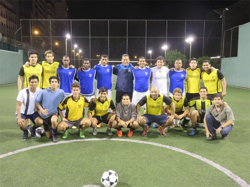 Club Terrazas